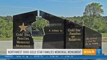 Northwest Ohio Gold Star Families Memorial Monument