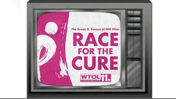 Tune in for complete Race for the Cure coverage today