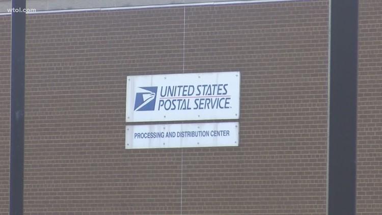 USPS holding drive-thru job fair in Toledo
