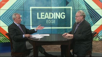 September 29: Leading Edge with Jerry Anderson — Guest Dr. David Jackson