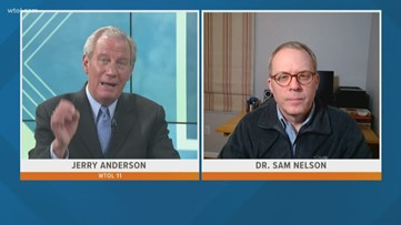 March 22, 2020: Leading Edge with Jerry Anderson — Dr. Sam Nelson