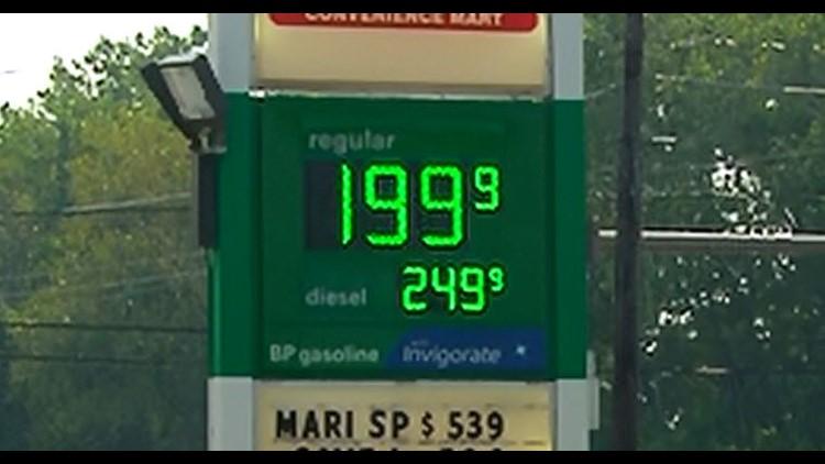 Toledo Gas Prices >> Toledo Drivers Hit The Road As Gas Prices Plummet Below 2