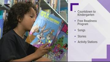 Toledo Library is helping children get ready for kindergarten