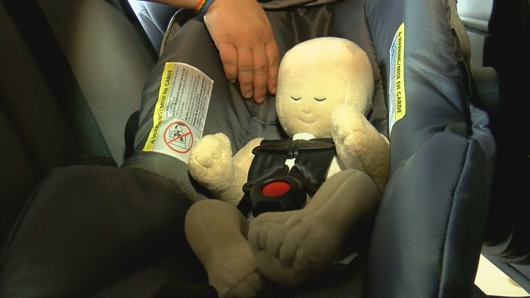 Experts aim to educate parents during 'National Child Passenger Safety Week'