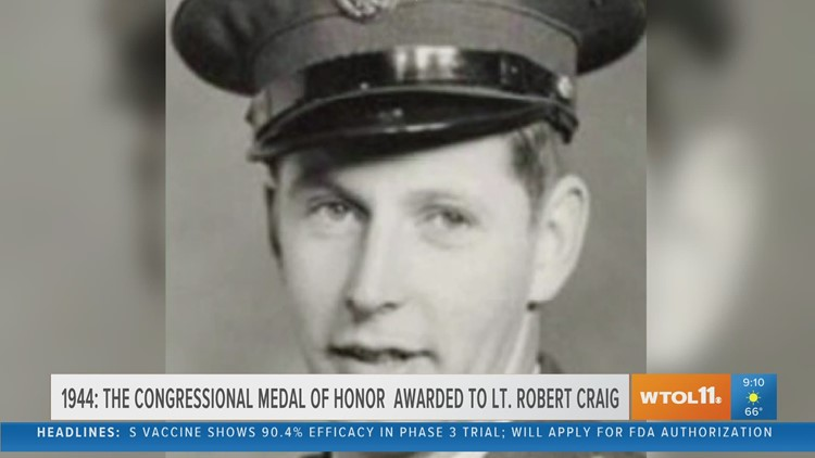 A Congressional Medal of Honor and 'the Hinkle Tree'   Today in Toledo History June 15