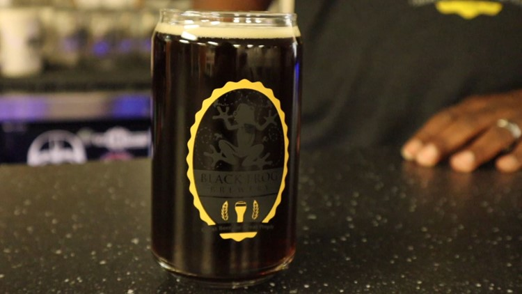 Go 419 Spirits | Black Frog Brewery's sweet potato porter