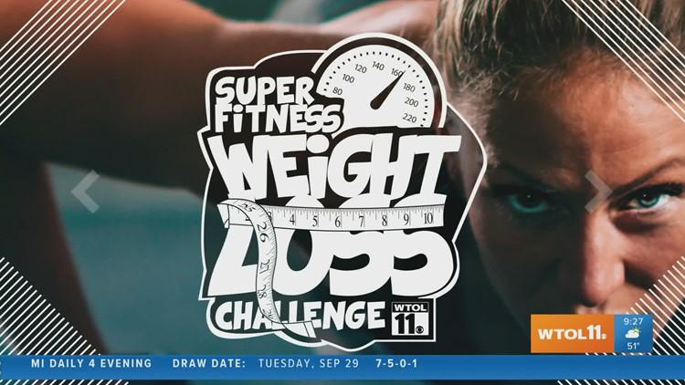 Super Fitness Weight Loss Challenge 2020-21 registration starts Oct. 1
