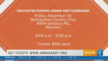 Anne Grady Foundation hosting an Enchanted Evening to make an impact