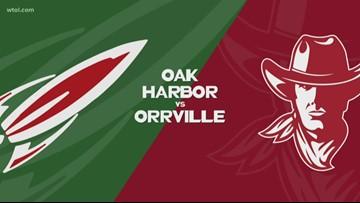Oak Harbors vs. Orrville | Big Board Friday