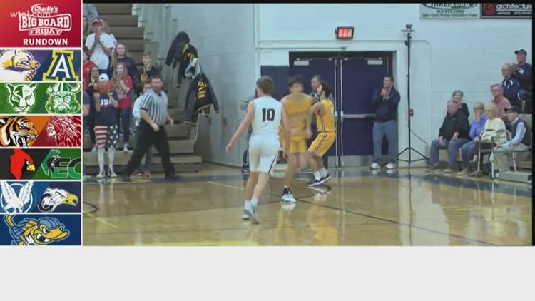 Big Board Friday week 5 of basketball highlights   Part 2