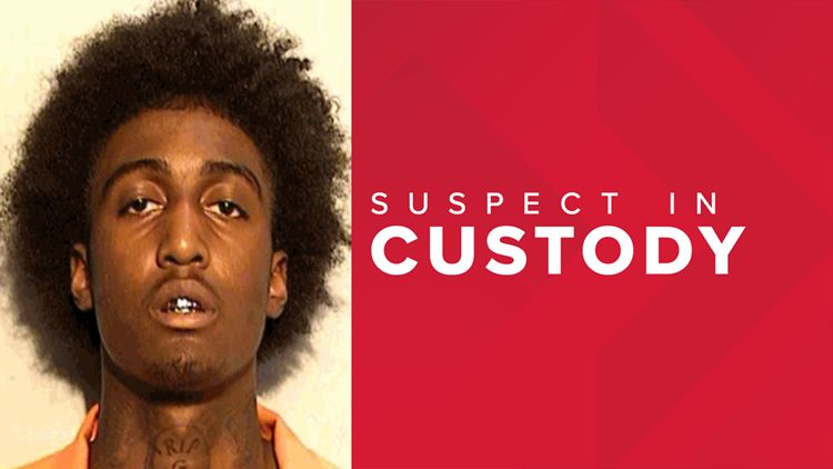 Suspect arrested in connection to Savage Park shooting