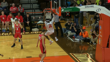 Bowling Green men's basketball wins seventh consecutive game with win over Ball State