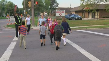 Family Focus: Study finds children under 14 least equipped to cross streets