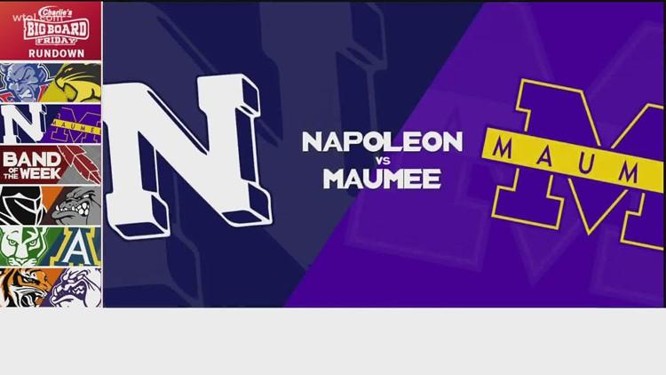 Big Board Friday Week 6: Maumee vs. Napoleon