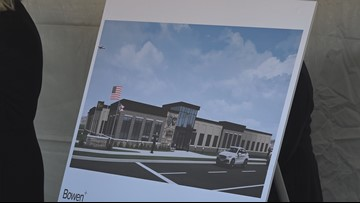 University of Toledo breaks ground on new safety center