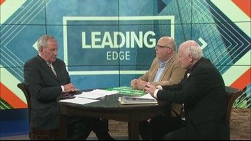 Jan. 5: Leading Edge with Jerry Anderson — Randy Desposito and Carty Finkbeiner