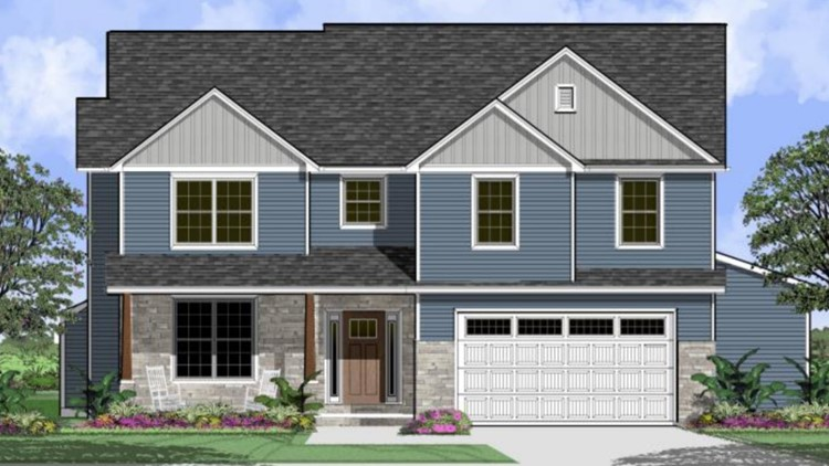 Ground broken for 2021 St. Jude Dream Home in Perrysburg - This dream home AND a brand new car could be yours!