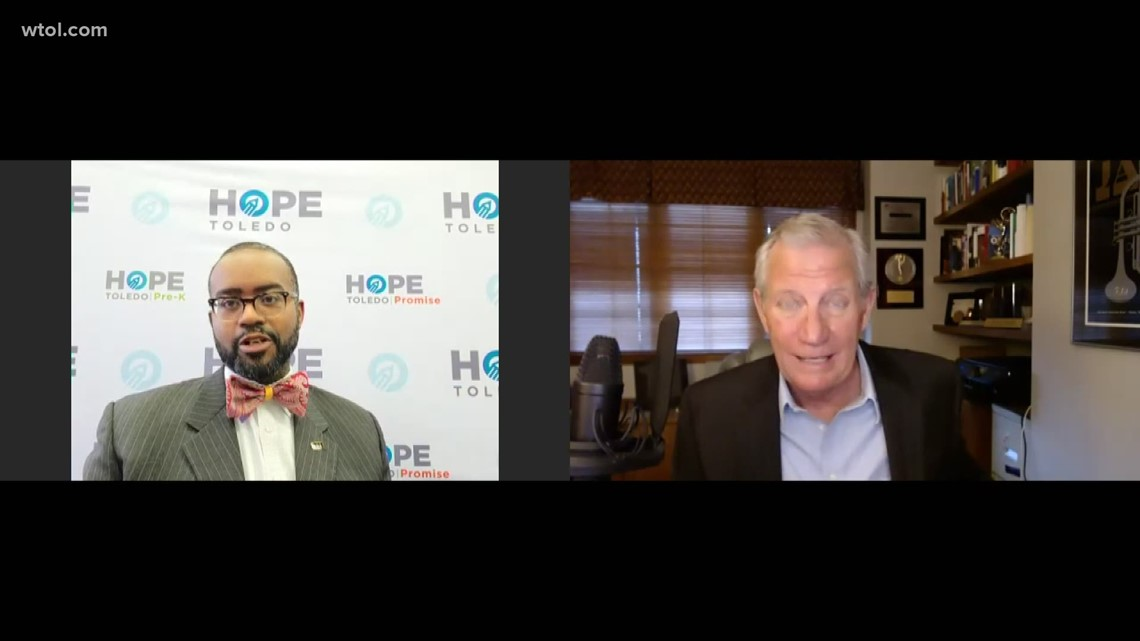Rev. Jonn Jones President of HOPE Toledo - Part 2 | Leading Edge