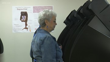 Early voting underway at Lucas County Early Vote Center