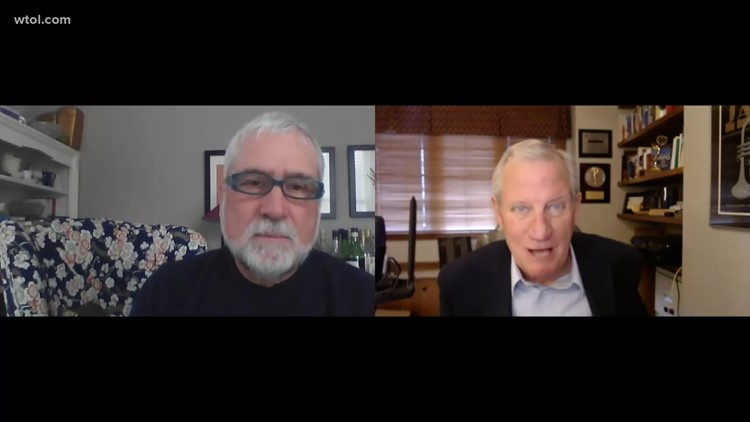 Leading Edge with Jerry Anderson: March 28, 2021