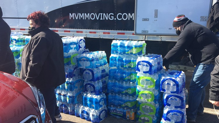 Send Hope to Texas with WTOL 11 and Maumee Valley Movers