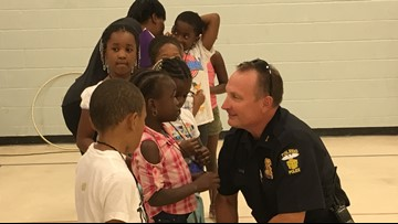 National Night Out comes to Central Toledo neighborhood