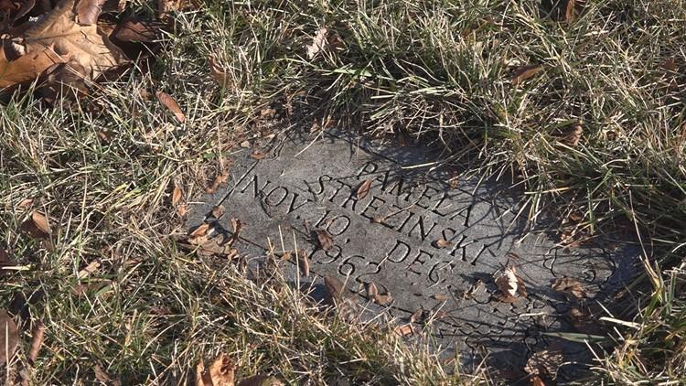 Calvary Cemetery - Pamela