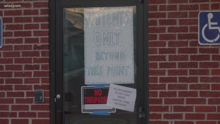 City exploring ordinance to protect patients at Toledo's last abortion clinic