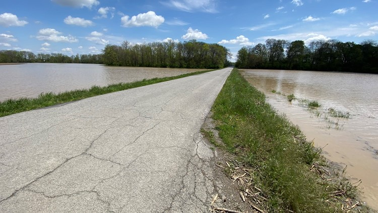 Eagle Creek flood basin project tabled by conservancy court