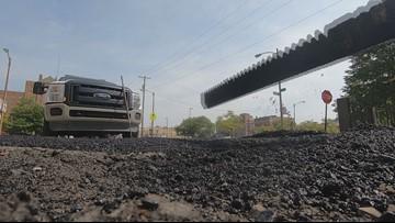 Toledo's 'Pothole Blitz' program comes to an end