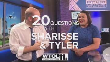 20 Questions with Tyler and Sharisse