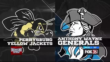 BBF 2/22: Perrysburg vs. AW
