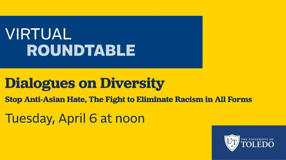 www.wtol.com: Dialogue on Diversity to Discuss Anti-Asian Hate at UToledo