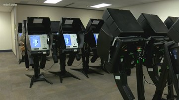 Ohio's primary election on schedule; judge rejects lawsuit to delay