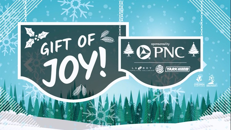 GIVE | WTOL 11 Gift of Joy sponsored by PNC to provide 3K kids with gifts this holiday season