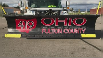 ODOT preps for winter with plow inspections, drivers are being hired
