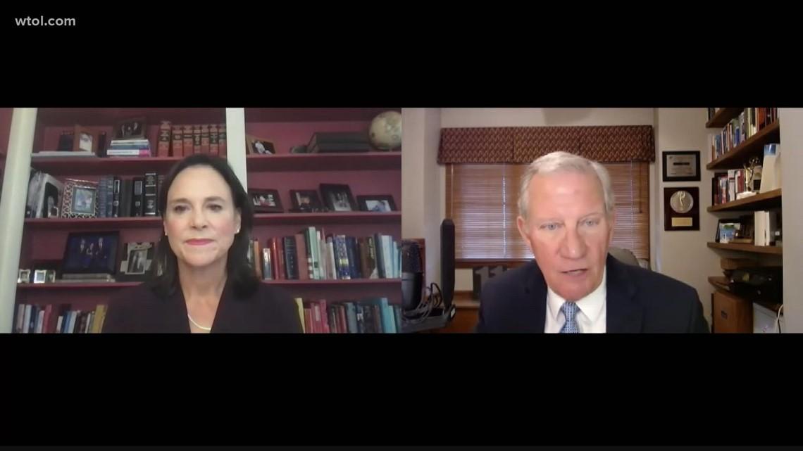 Leading Edge: Senate Candidate Jane Timken Part 1
