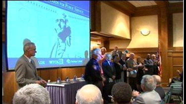 Four local finalists nominated for national Jefferson Award