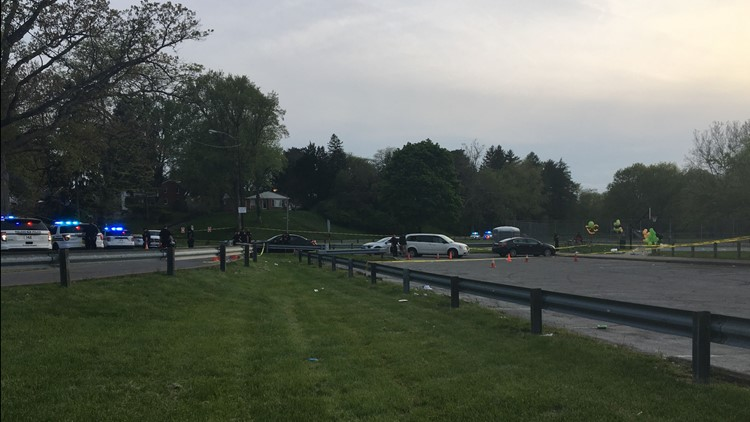 Man shot, killed at Sleepy Hollow Park Sunday evening at vigil for another shooting victim
