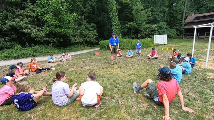 Summer camp returns in-person at Camp Miakonda