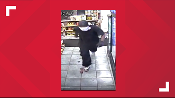 TPD seeks help to identify suspect in American Petroleum breaking and entering