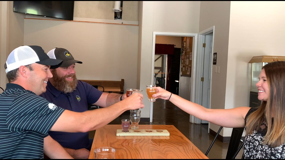 Go 419 Spirits: Patron Saints Brewery