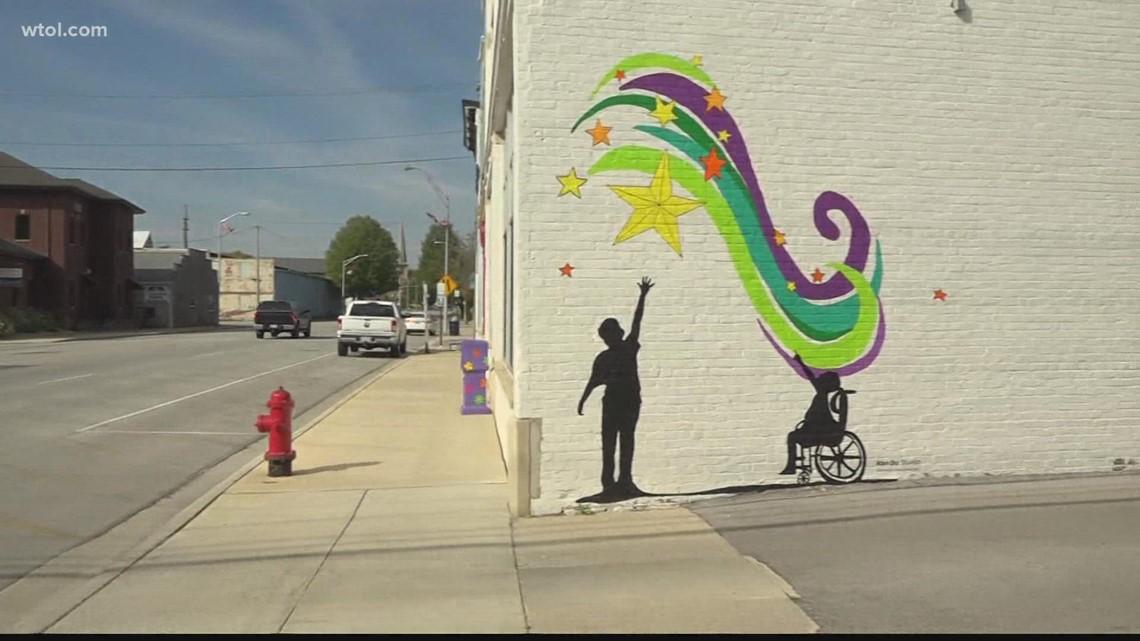 Mural initiative creates 8 new community murals in Findlay