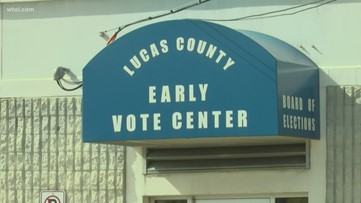 Lucas County Early Vote Center opens Tuesday