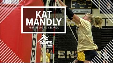 Athlete of the Week: Kat Mandly