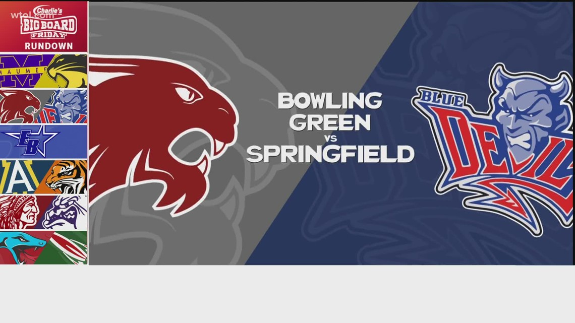 Big Board Friday Week 5: Bowling Green vs. Springfield