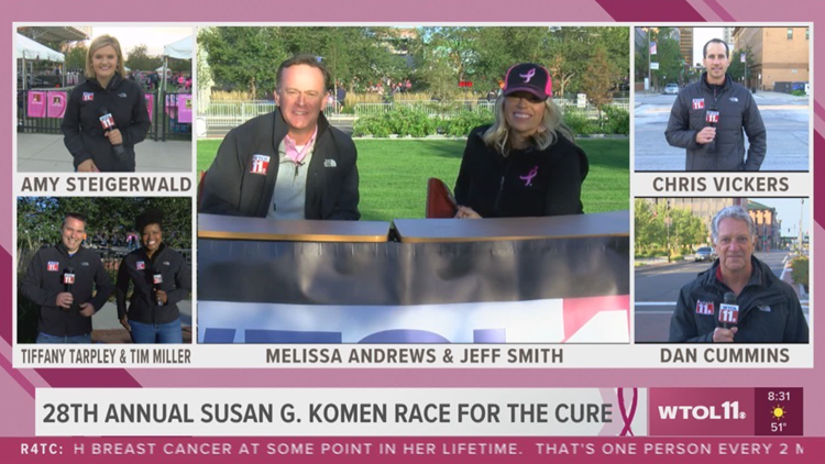 PHOTOS & VIDEO: Race for the Cure Special