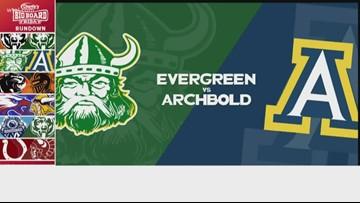 Charlie's Dodge Chrysler Jeep Ram Big Board Friday: Evergreen vs. Archbold