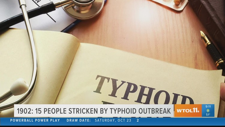 A typhoid outbreak to an abandoned bridge| Today in Toledo History Oct. 25