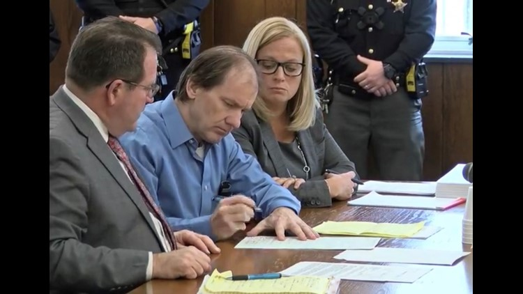 Daniel Myers pleads guilty, sentenced to life in prison for 2015 murder of Heather Bogle